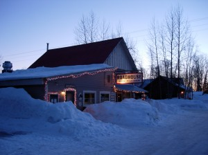 The Roadhouse in Talkeetna
